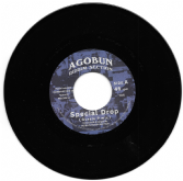 Agobun Riddim Section - Special Drop (Gussie P Mix) / Dub Drop (Agobun) 7""